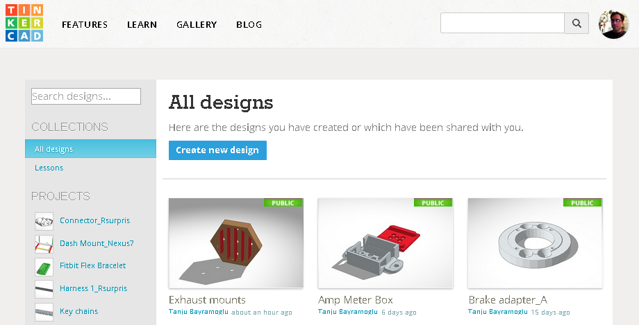 Intro to 3D Modeling with Tinkercad com - The Maker Station